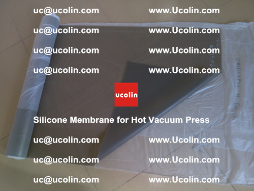Silicone Membrane, For Hot Vacuum Press, 2mm Thickness (14)