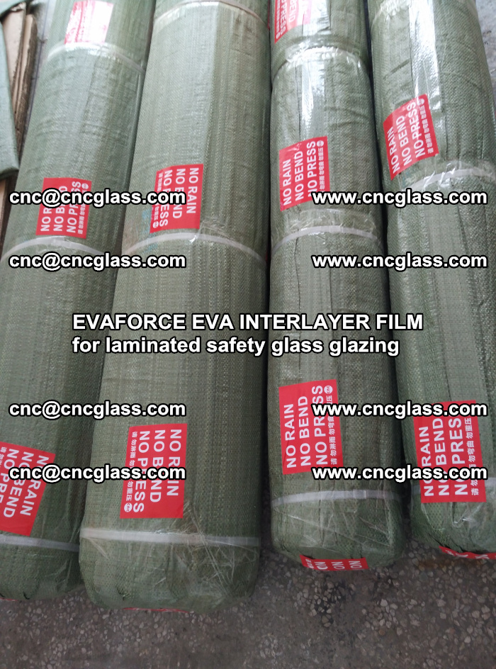 EVAFORCE EVA INTERLAYER FILM for laminated safety glass glazing (11)