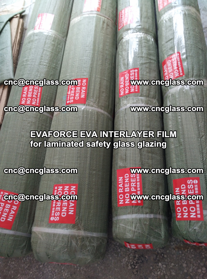 EVAFORCE EVA INTERLAYER FILM for laminated safety glass glazing (12)