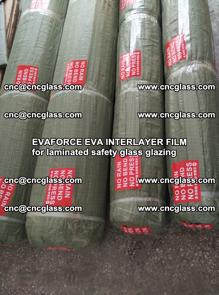 EVAFORCE EVA INTERLAYER FILM for laminated safety glass glazing (13)
