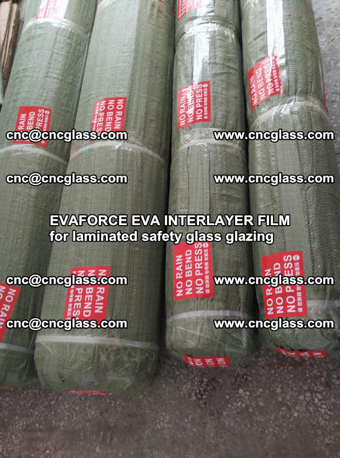 EVAFORCE EVA INTERLAYER FILM for laminated safety glass glazing (14)