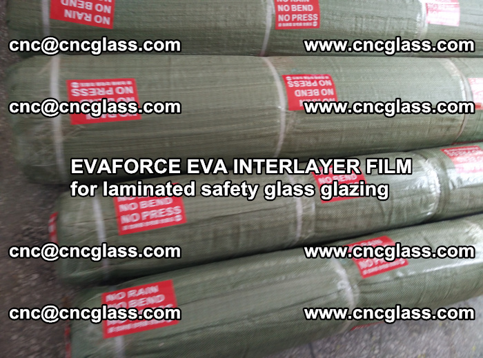 EVAFORCE EVA INTERLAYER FILM for laminated safety glass glazing (16)