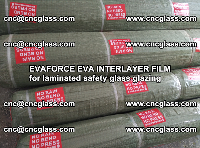 EVAFORCE EVA INTERLAYER FILM for laminated safety glass glazing (18)