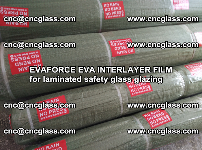 EVAFORCE EVA INTERLAYER FILM for laminated safety glass glazing (19)