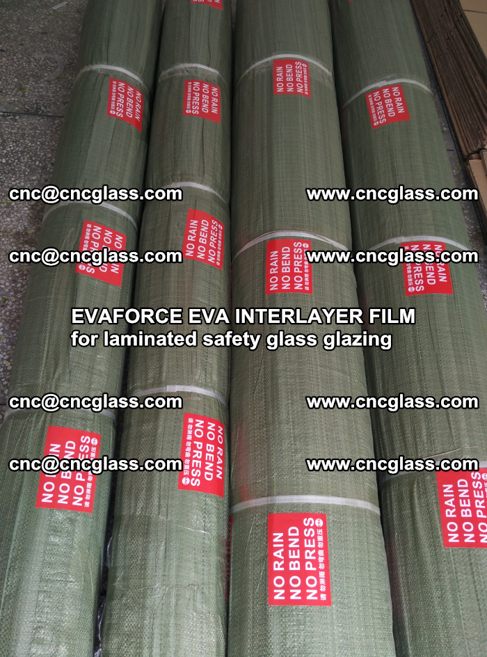 EVAFORCE EVA INTERLAYER FILM for laminated safety glass glazing (22)