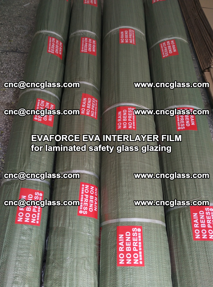 EVAFORCE EVA INTERLAYER FILM for laminated safety glass glazing (23)