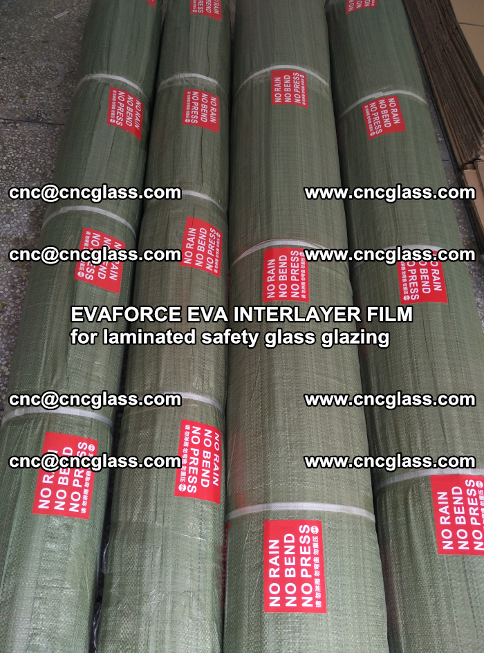 EVAFORCE EVA INTERLAYER FILM for laminated safety glass glazing (24)