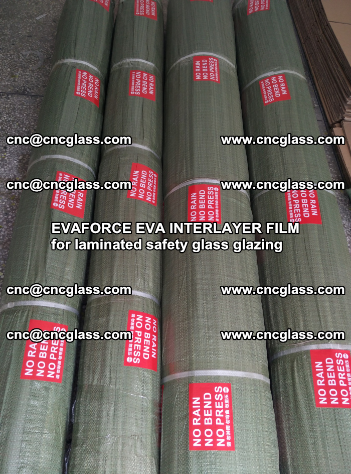 EVAFORCE EVA INTERLAYER FILM for laminated safety glass glazing (27)