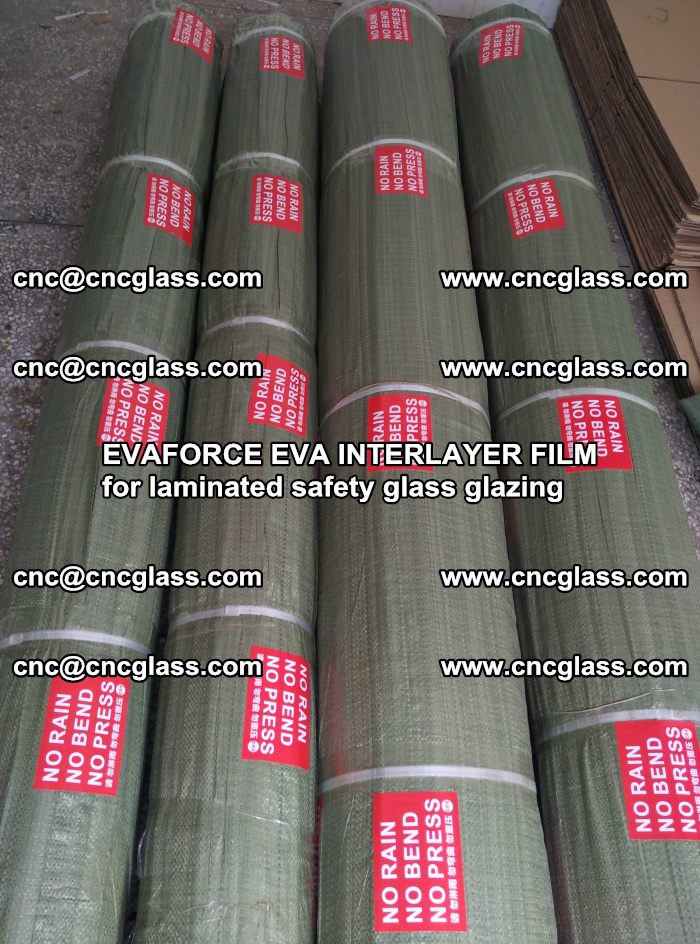 EVAFORCE EVA INTERLAYER FILM for laminated safety glass glazing (28)