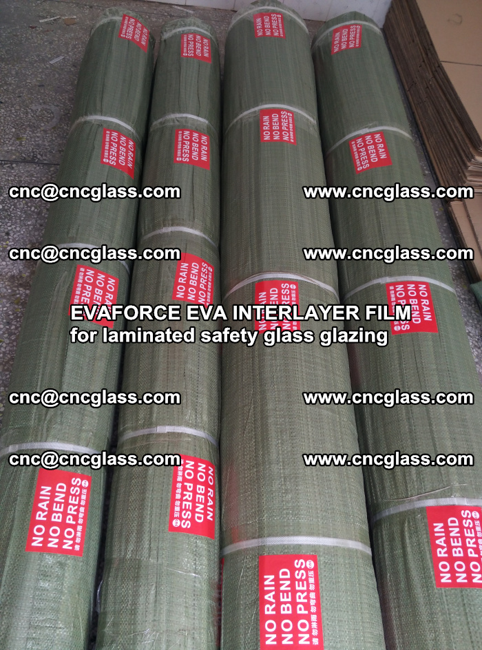 EVAFORCE EVA INTERLAYER FILM for laminated safety glass glazing (29)