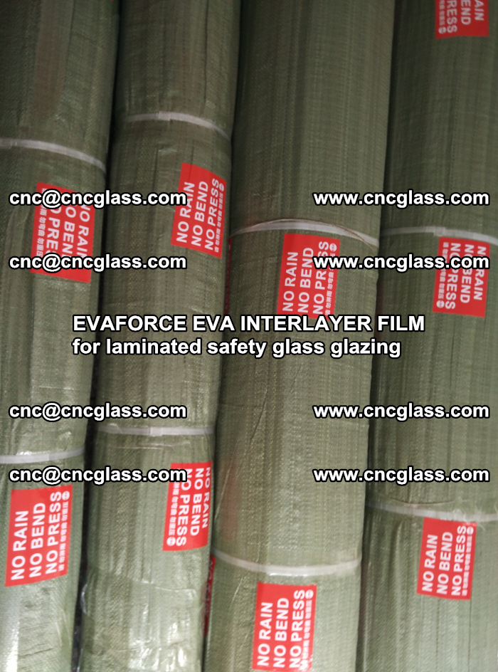 EVAFORCE EVA INTERLAYER FILM for laminated safety glass glazing (3)