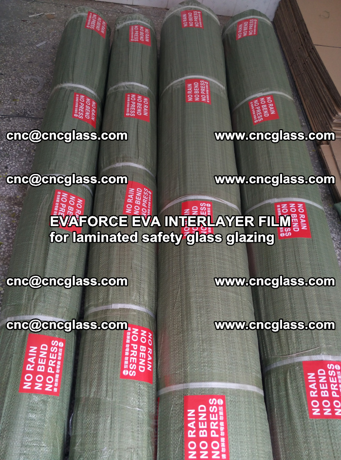 EVAFORCE EVA INTERLAYER FILM for laminated safety glass glazing (31)
