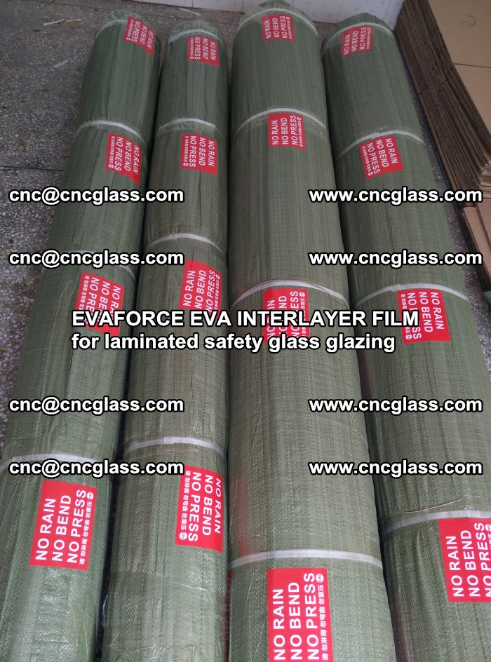 EVAFORCE EVA INTERLAYER FILM for laminated safety glass glazing (32)