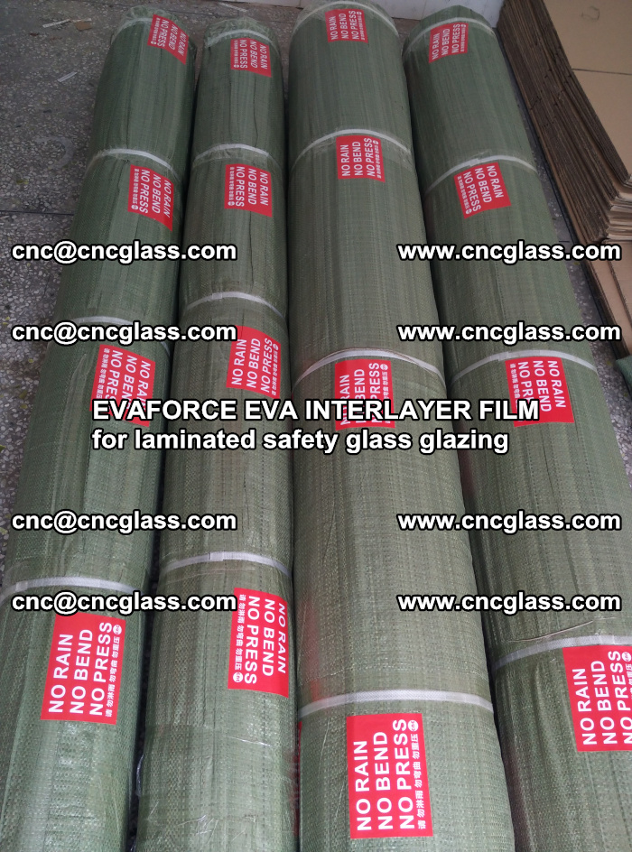 EVAFORCE EVA INTERLAYER FILM for laminated safety glass glazing (34)