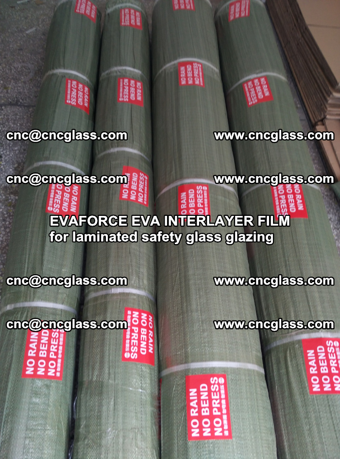 EVAFORCE EVA INTERLAYER FILM for laminated safety glass glazing (35)