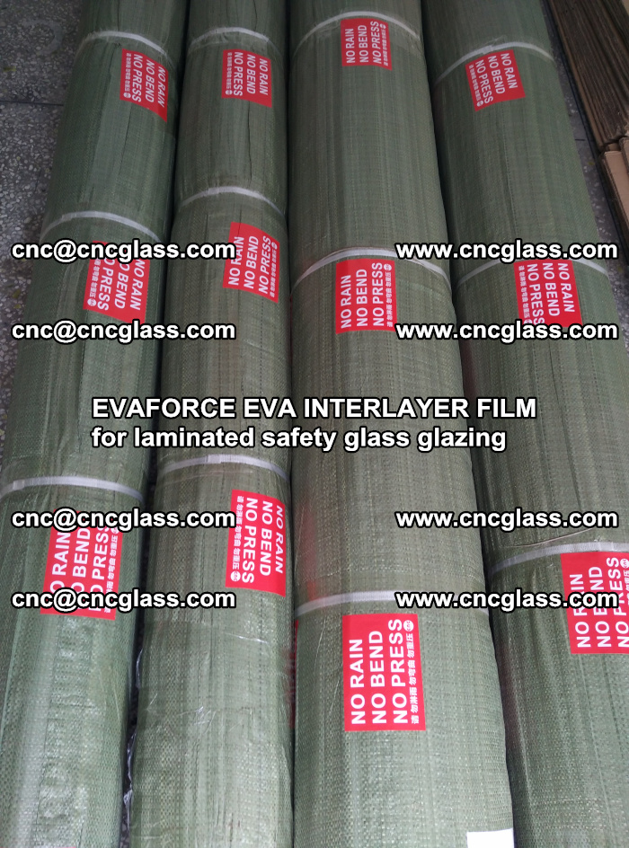 EVAFORCE EVA INTERLAYER FILM for laminated safety glass glazing (39)