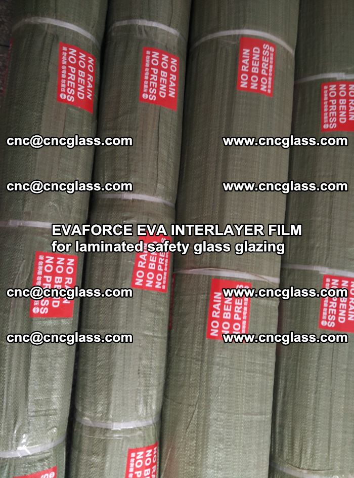 EVAFORCE EVA INTERLAYER FILM for laminated safety glass glazing (4)