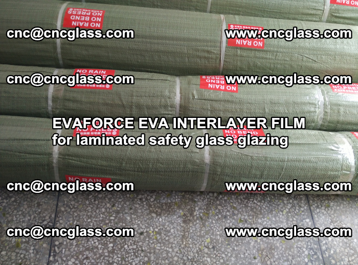 EVAFORCE EVA INTERLAYER FILM for laminated safety glass glazing (45)