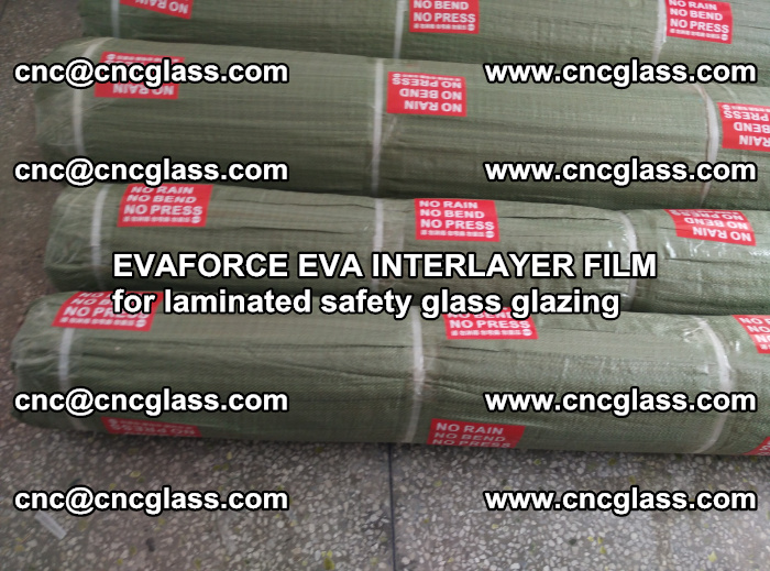 EVAFORCE EVA INTERLAYER FILM for laminated safety glass glazing (49)