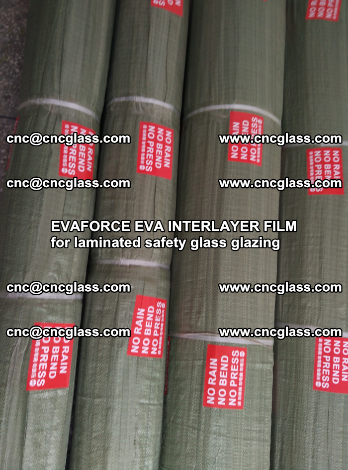 EVAFORCE EVA INTERLAYER FILM for laminated safety glass glazing (5)