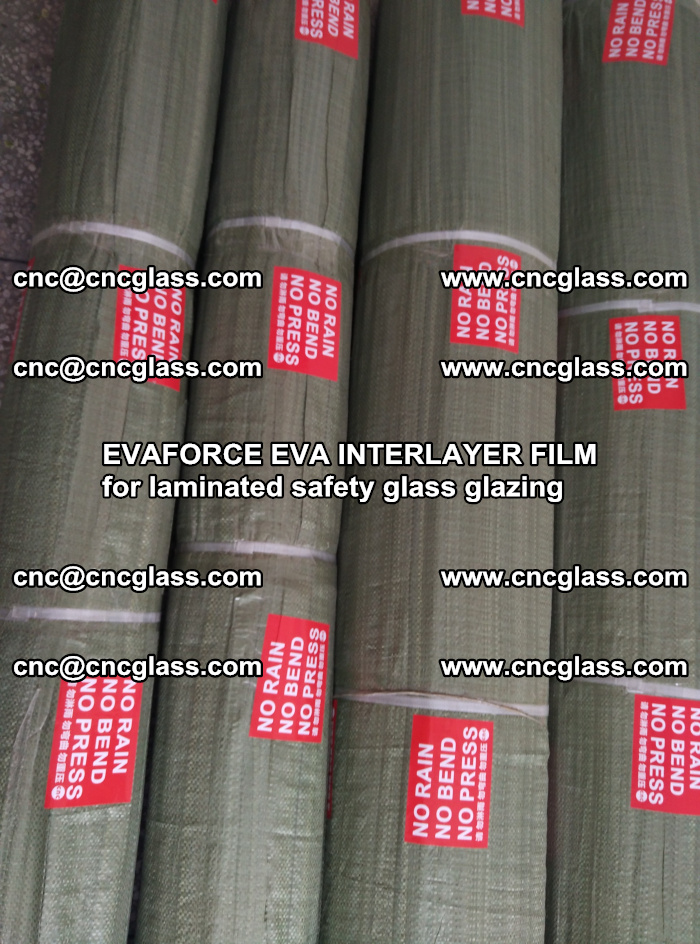 EVAFORCE EVA INTERLAYER FILM for laminated safety glass glazing (6)