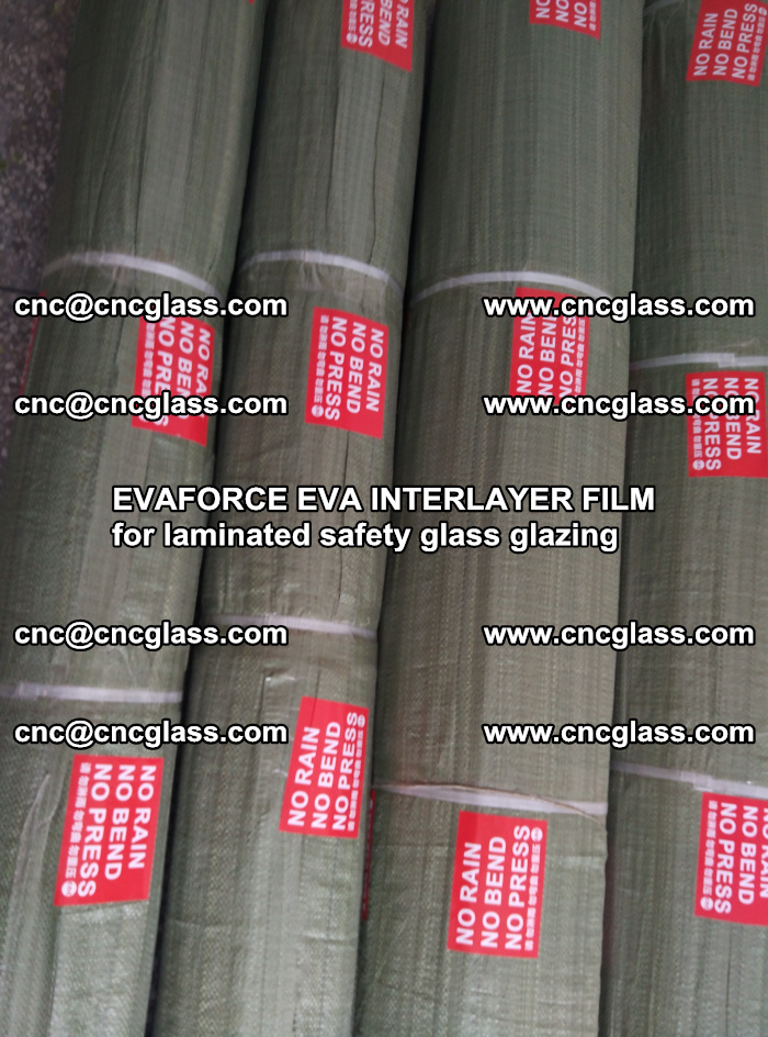 EVAFORCE EVA INTERLAYER FILM for laminated safety glass glazing (7)