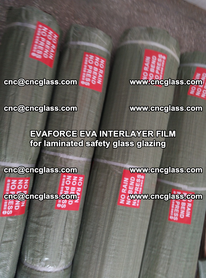 EVAFORCE EVA INTERLAYER FILM for laminated safety glass glazing (8)