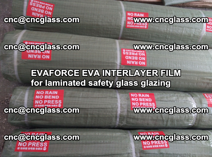 EVAFORCE EVA INTERLAYER FILM for laminated safety glass glazing (9)