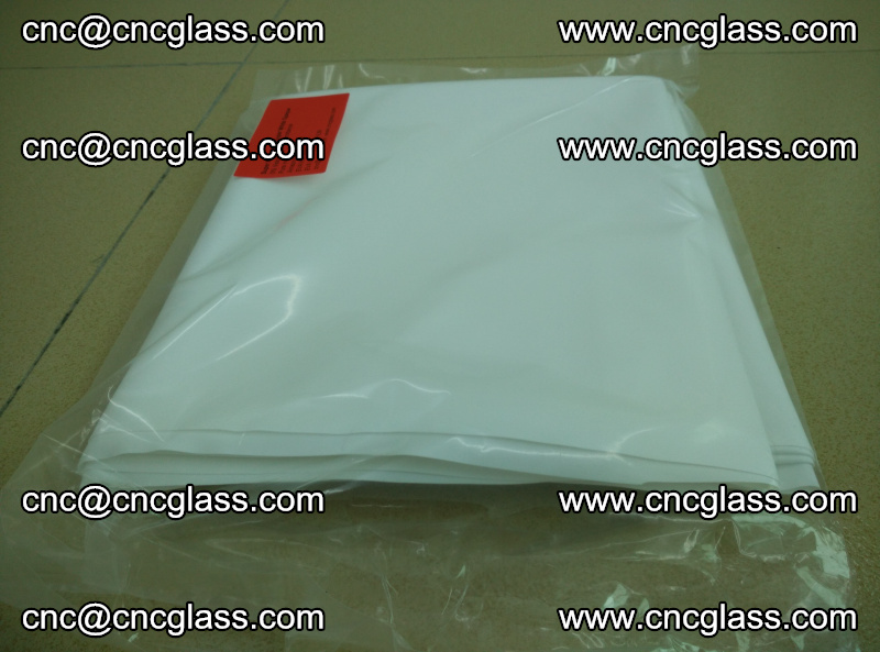 EVA lamination visual glass interlayer film, super milky white (13)