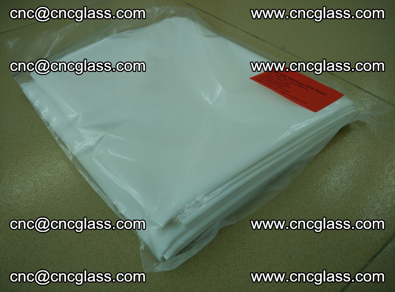 EVA visual glass interlayer film Super milky white (1)