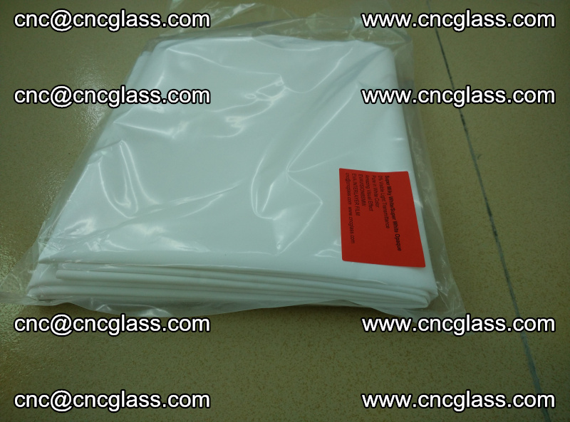 EVA visual glass interlayer film Super milky white (16)