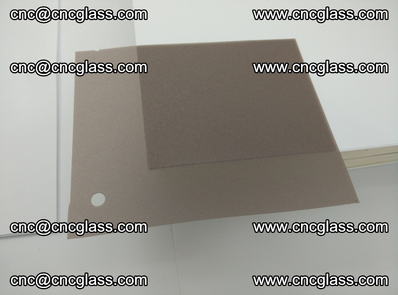 Red Tea Clear EVA glass interlayer film for safety glazing (triplex glass) (11)