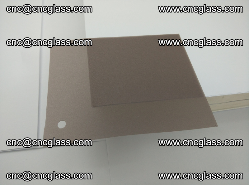 Red Tea Clear EVA glass interlayer film for safety glazing (triplex glass) (17)