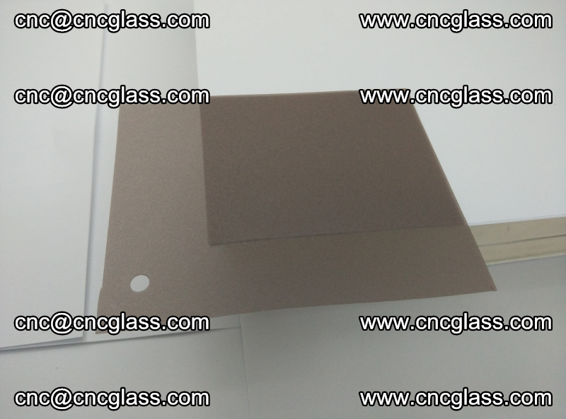 Red Tea Clear EVA glass interlayer film for safety glazing (triplex glass) (20)