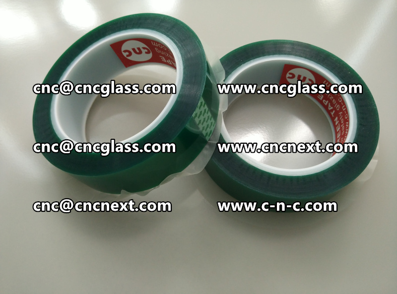 THERMAL GREEN TAPE FOR SAFETY GLAZING (4)