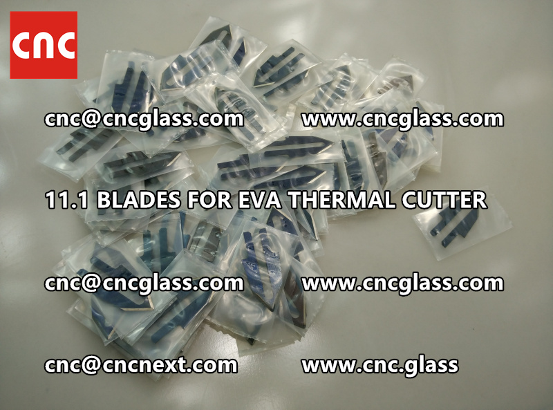 BLADES 11.1 of hot knife heating cutter trimming laminated glass edges (1)