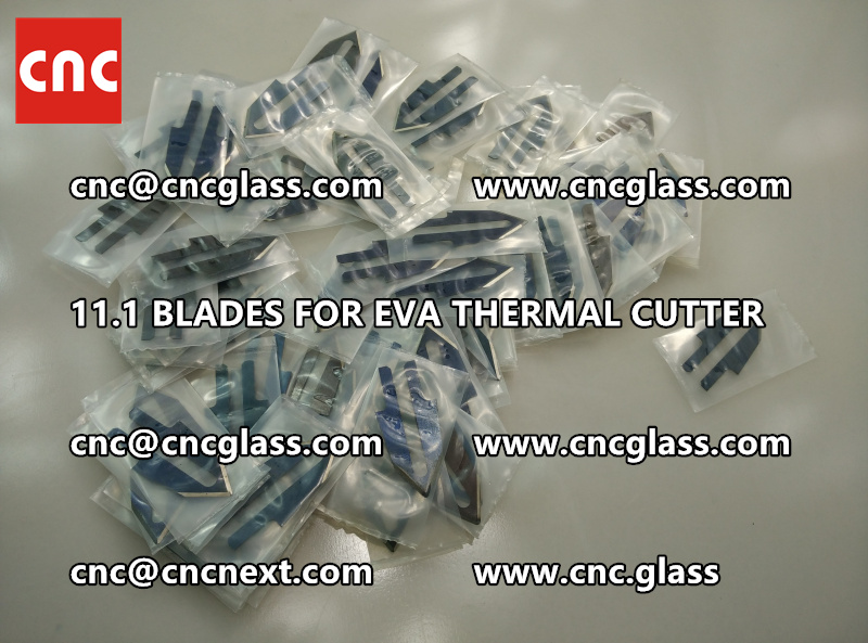 BLADES 11.1 of hot knife heating cutter trimming laminated glass edges (7)