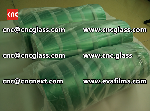 SAFETY GLAZING green tape high temp resistance (2)