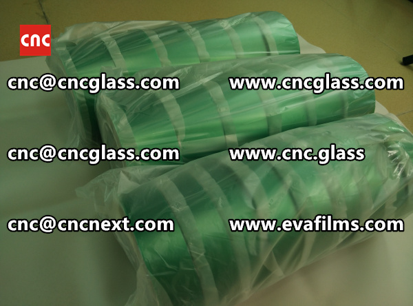 SAFETY GLAZING green tape high temp resistance (3)
