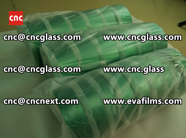 SAFETY GLAZING green tape high temp resistance (4)