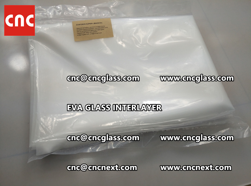 EVA glass Laminated interlayer film Ethylene Vinyl Acetate (11)