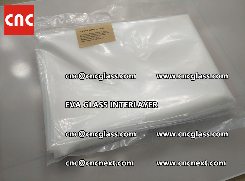 EVA glass Laminated interlayer film Ethylene Vinyl Acetate (6)